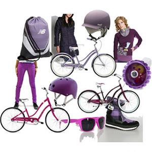 Езда на велосипеде: выбираем предметы экипировки  Езда на велосипеде: выбираем предметы экипировки